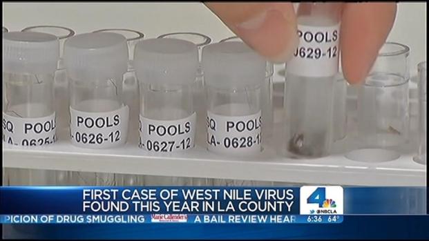 [LA] Vector Control Crews Spray To Eliminate West Nile Virus Spread