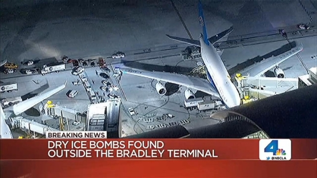 [LA] More Dry Ice Bombs at LAX