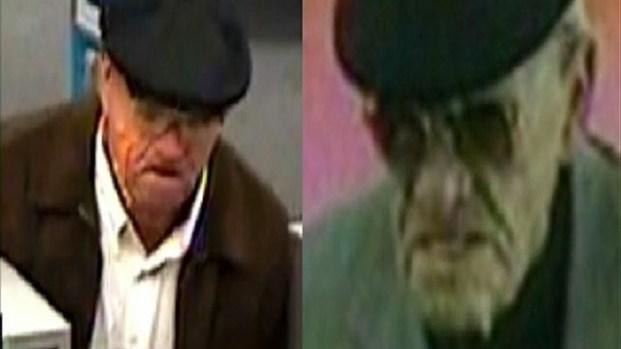 [DGO] Bank Bandit Raises Eyebrows