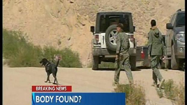 [DGO] Body Found in Anza-Borrego Desert