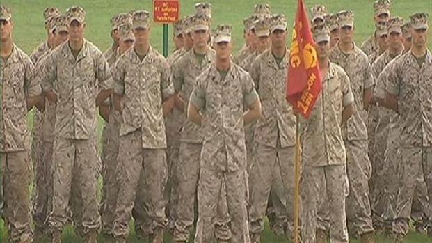 [DGO] Camp Pendleton Marine Receives Award