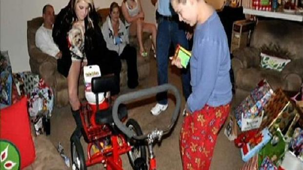[DGO] Crook Steals Disabled Child's Bike