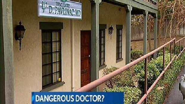 [DGO] Doctor's License Suspended
