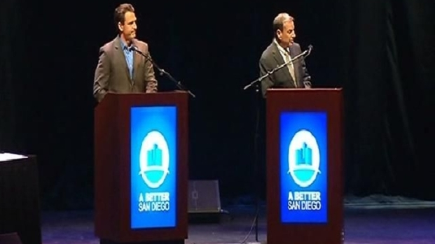 [DGO] Economy, Jobs Discussed in San Diego Mayoral Debate