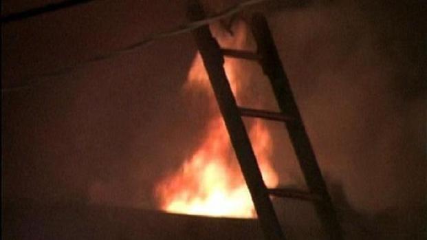 [DGO] El Cajon Fire Displaces 7 Adults, 1 Baby