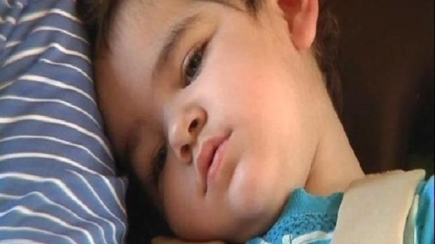 [DGO] Family Hoping to Raise Money for Son's Illness