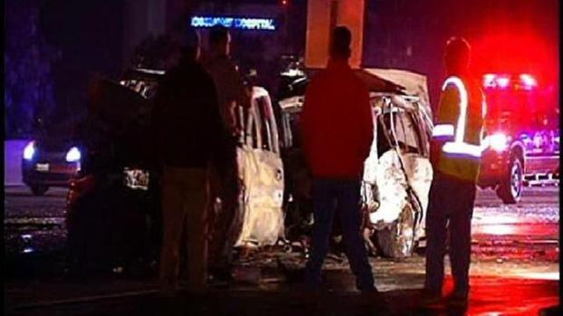 [DGO] Fiery Crash Leaves Two Dead, DUI Suspected: CHP