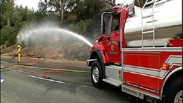 [DGO] Firefighters Top Flames With New Toy