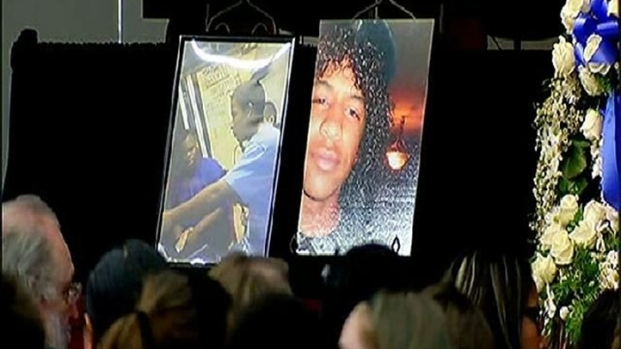 [DGO] Funeral Held For Teen Crash Victim Jayli Campbell