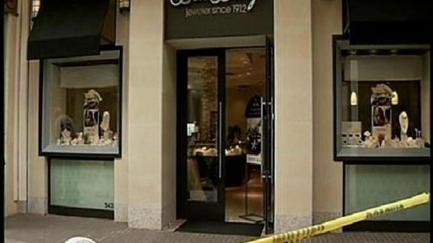 [DGO] Gunmen Pull Jewelry Heist at Fashion Valley