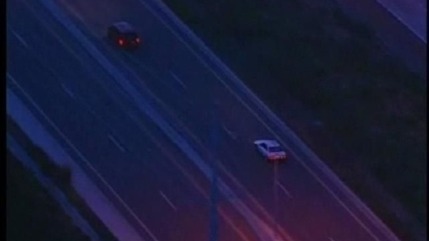 [DGO] High Speed Chase Suspect Crashes, Flees
