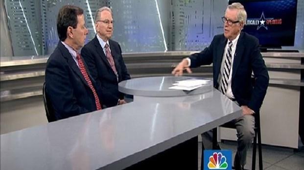 [DGO] Jacobs, Coons Debate Balboa Park: Politically Speaking