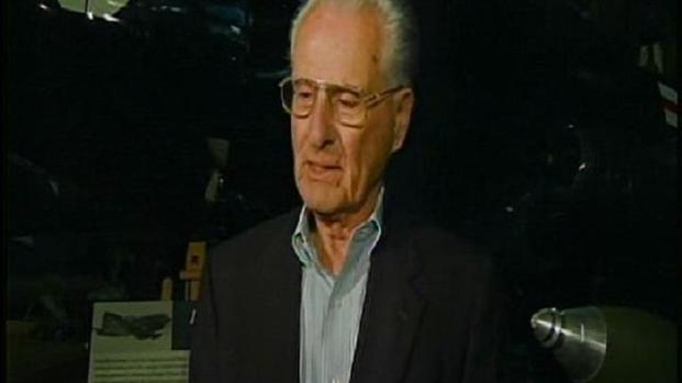 [DGO] Jerry Coleman Honored with Plane Dedication