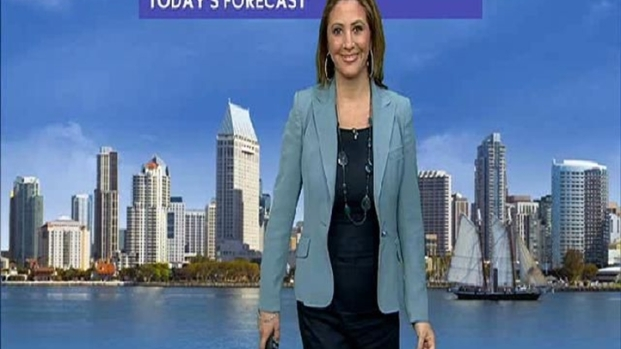 [DGO] Jodi Kodesh's Morning Forecast for Tuesday Mar. 13, 2012