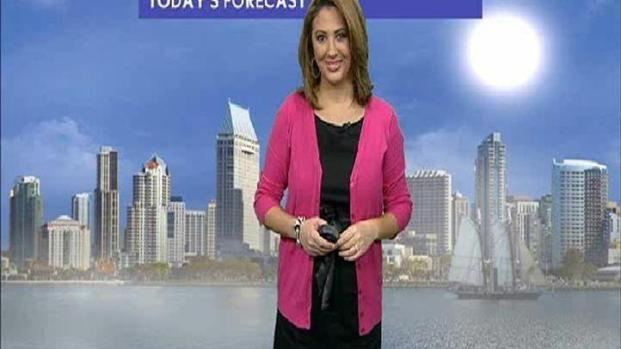 [DGO] Jodi Kodesh's Morning Forecast for Friday Mar. 30, 2012