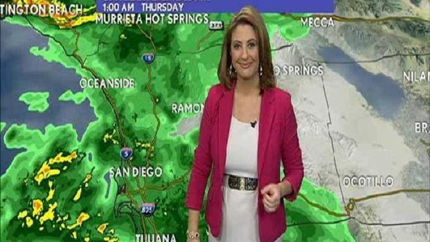 [DGO] Jodi Kodesh's Morning Forecast for Thursday Apr. 26, 2012