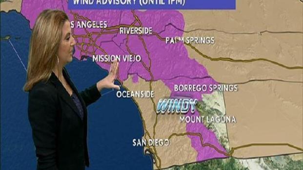[DGO] Jodi Kodesh's Morning Forecast for Wednesday Nov. 30, 2011