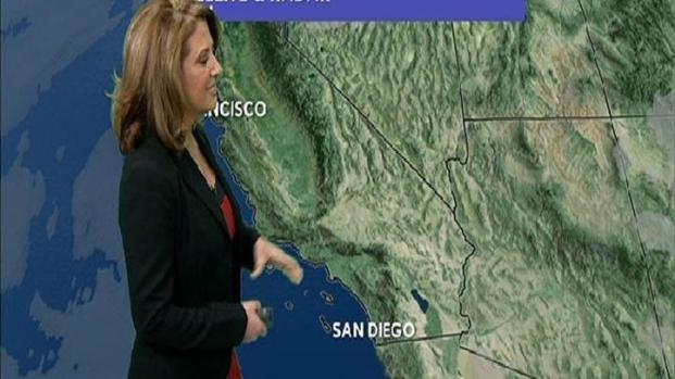 [DGO] Jodi Kodesh's Morning Forecast for Tuesday Dec 6, 2011