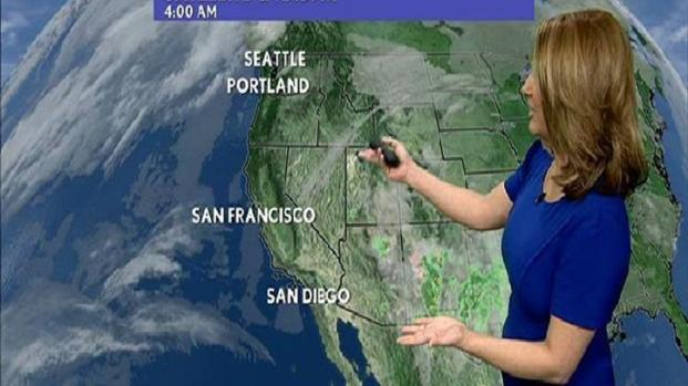 [DGO] Jodi Kodesh's Morning Forecast for Monday Dec. 19, 2011