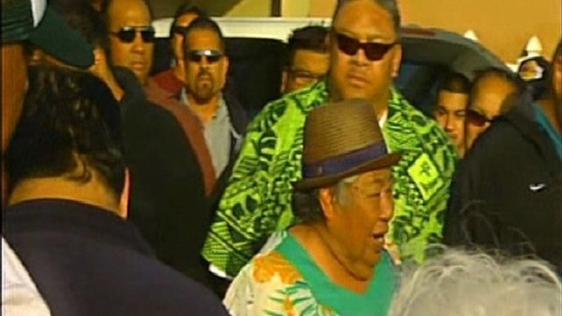 [DGO] Junior Seau's Parents Speak at Prayer Vigil