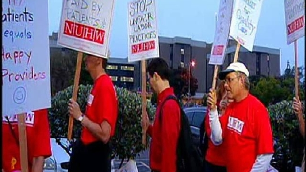 [DGO] Kaiser Workers Strike Against Corporation