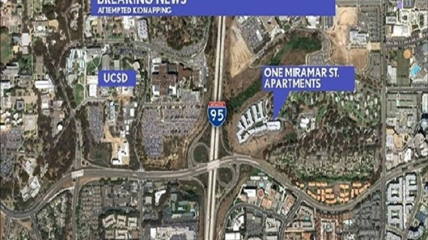 [DGO] Kidnapping Attempted Near UCSD: Police