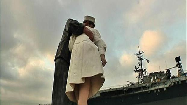 [DGO] Kissing Statue to Stay in Bay
