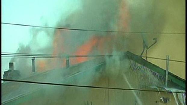 [DGO] Homes Burn in La Mesa