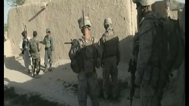 [DGO] Local Marines Take Post in Southwest