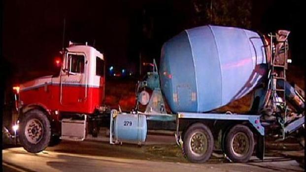 [DGO] Man Killed When Cement Truck, Car Collide