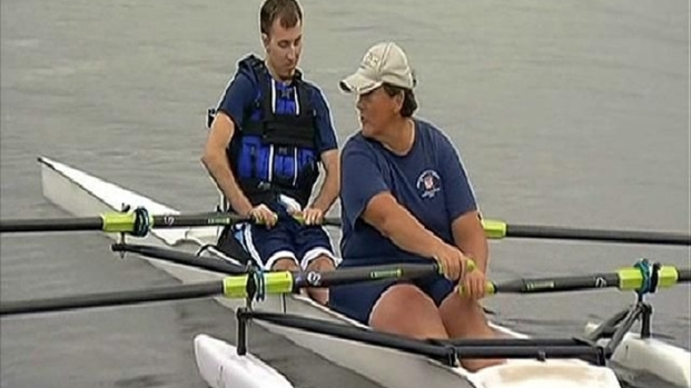 [DGO] Military Vets Enjoy Paralympic Training Camp