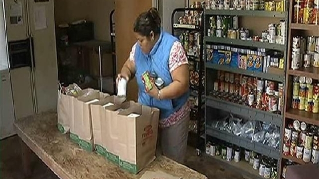 [DGO] More Latinos Using Food Pantries