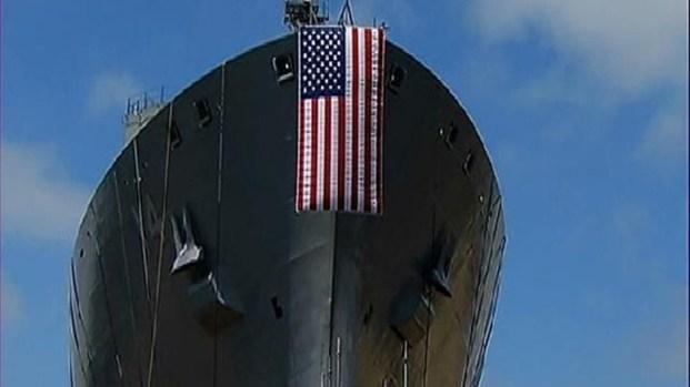 [DGO] Naval Ship Dedicated to Cesar Chavez