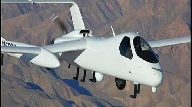 "[DGO] New ""Firebird"" Aircraft Unveiled"
