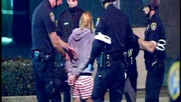 [DGO] Occupy SD Protesters Arrested