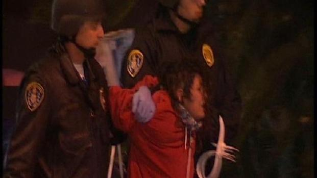 [DGO] Occupy San Diego Arrests: Raw Video