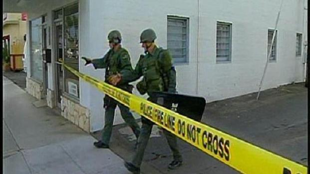 [DGO] Oceanside SWAT Standoff Myers