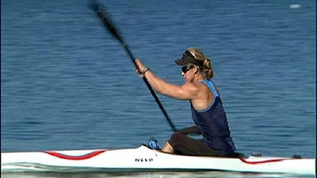 [DGO] Olympian Makes Final Sprint for Medal