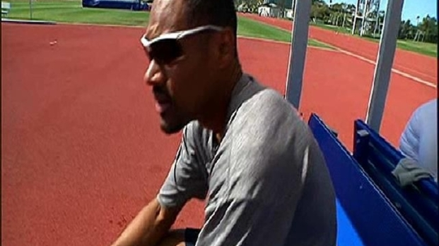 [DGO] Olympic Athlete Pushes Toward Greater Heights