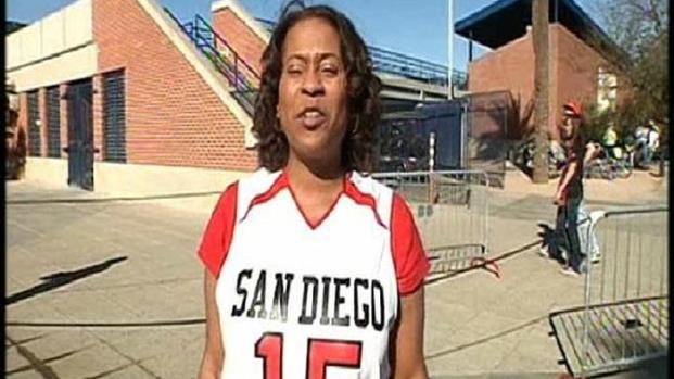 NBC 7 Archives: One Proud Aztec Mom (2011)