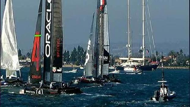 [DGO] Oracle Sails to Victory in America's Cup