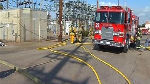 [DGO] Power Transformer Burns in South Bay