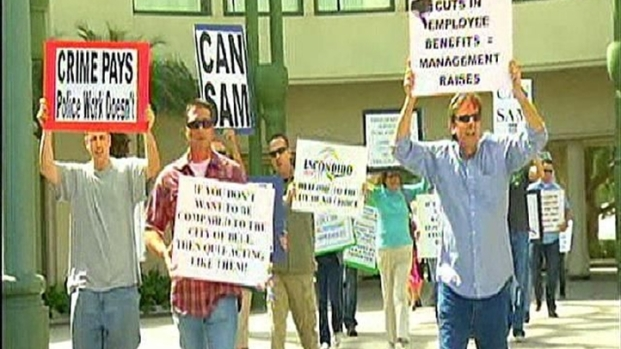 [DGO] Protest Over City Pay Increase
