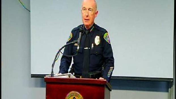 [DGO] Raw Video: SDPD Chief Discusses 'Occupy'