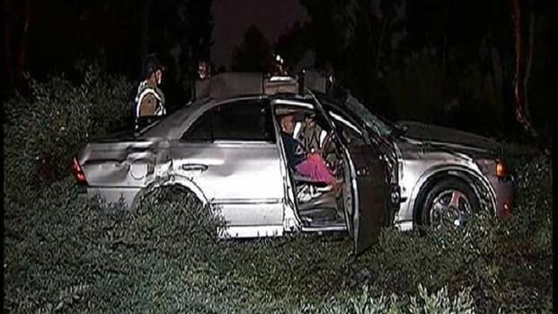[DGO] Rain Leads to Highway Crashes