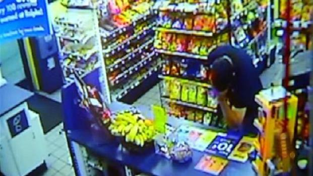 [DGO] Raw: Surveillance Video Hit and Run