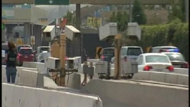 [DGO] [Raw Video] Car Chase Blasts Through Border