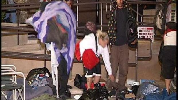 [DGO] Raw Video of Occupy SD Arrests: Warning, Graphic Language