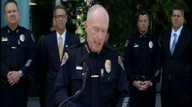 [DGO] SDPD Chief William Lansdowne Addresses Police Misconduct: Raw Video