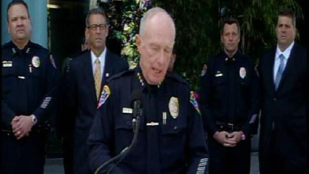 [DGO] SDPD Chief William Lansdowne Addresses Police Misconduct: Raw Video
